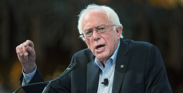 Bernie Sanders Supports Keeping Troops In Afghanistan