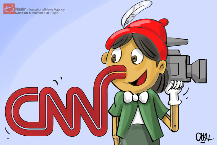 Image result for cnn LIES cartoon
