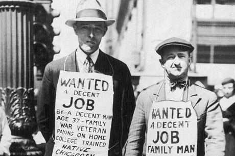 The Shocking Reality: This Chart Shows Just How Bad Unemployment Is Today Compared to The Great Depression