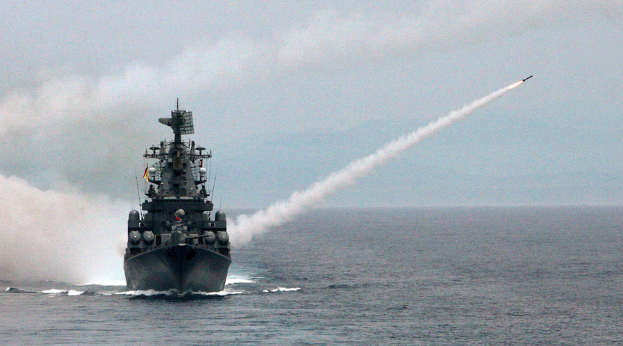 Russia Orders Missile Cruiser to 'Destroy' any NATO Target Posing 'Danger'