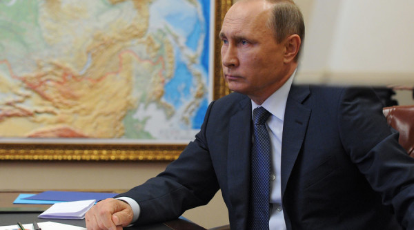 Russian President Vladimir Putin © Michael Klimentyev / Sputnik