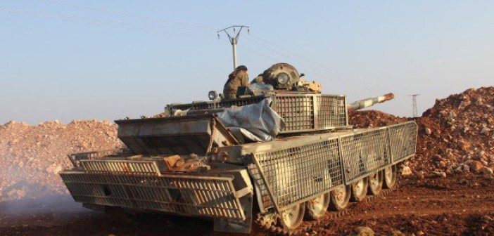 U.S. Backed Rebels Fight U.S. Backed Rebels in Northern Aleppo