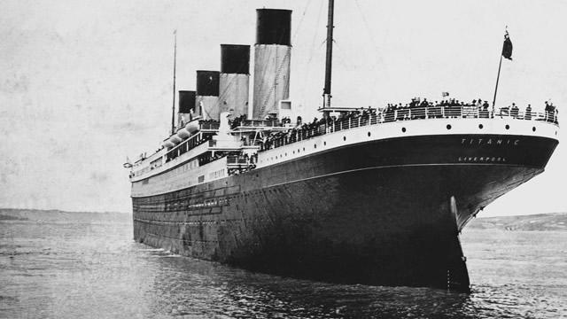 Secret Archive: 'Freemasons fixed inquiry into Titanic to protect Establishment'