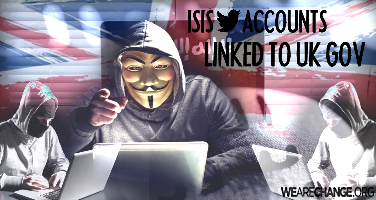 Teenage Hackers Trace ISIS Twitter Accounts To The UK Government