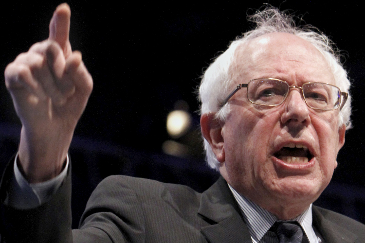Bernie Sanders Calls for Sweeping Gun Ban That Would Outlaw All Self-Defense Firearms