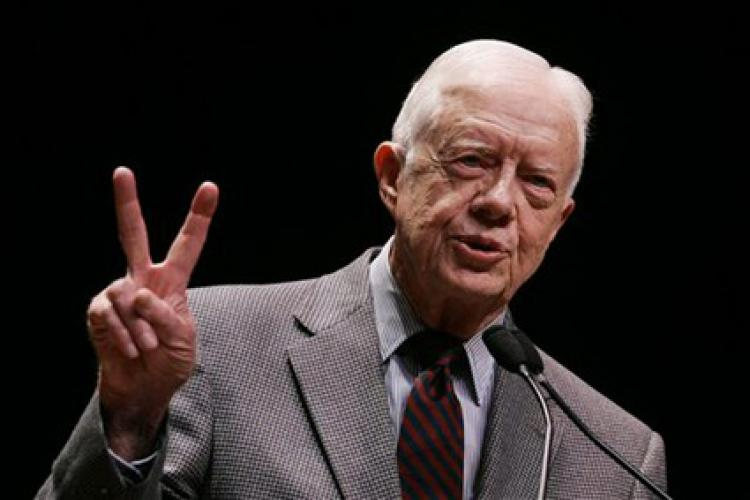 "Jimmy Carter: ""Medical Marijuana Cured My Cancer"""