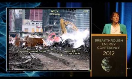 Dr Judy Wood : Evidence of Breakthrough energy technology on 911