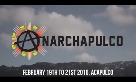 Be The Change At Anarchopulco -Luke Rudkowski on PTF live