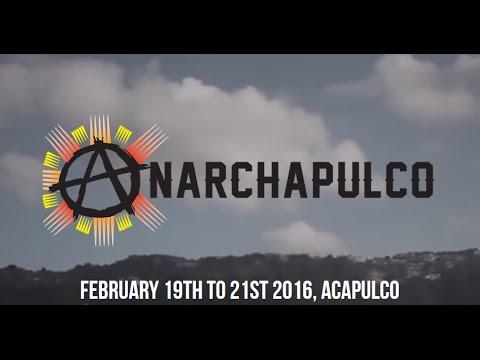 Be The Change At Anarchopulco -Luke Rudkowski on PTF live