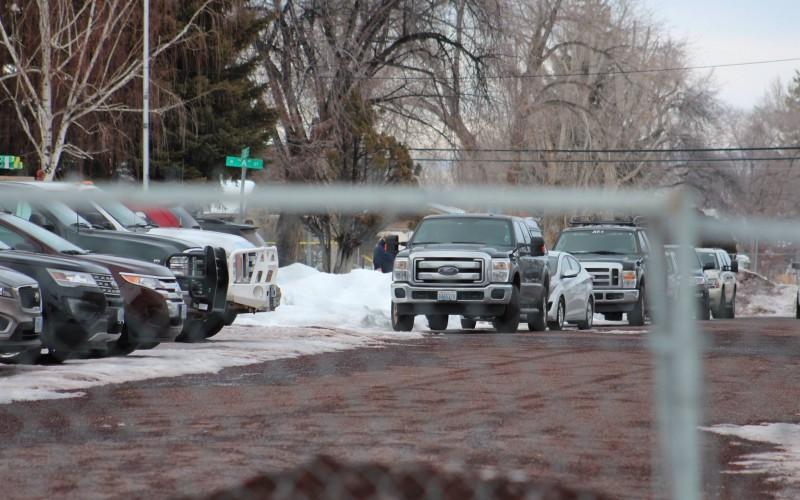 BREAKING: Ammon Bundy Taken Into FBI Custody