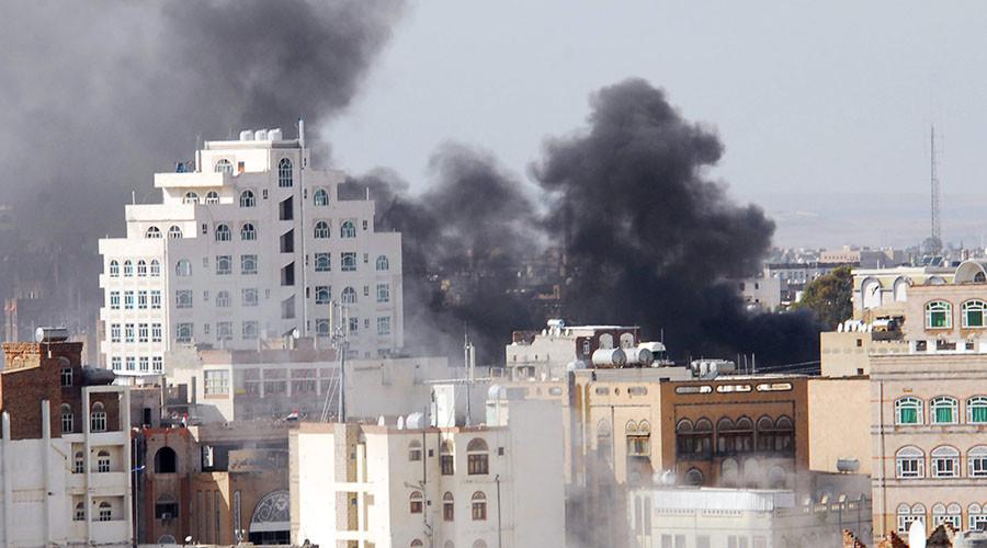 Hospital in Yemen hit by Saudi-led airstrike