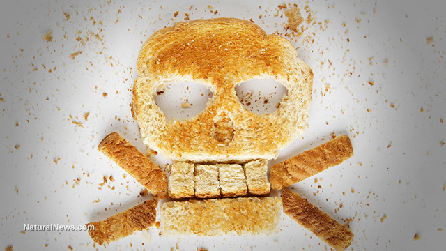 The hidden weed killer in your BREAD: Commercial wheat doused with cancer-causing glyphosate herbicide right before harvest… and you're eating it!