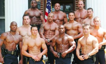 "Police Unions Claim Cops Have The Right To Take Steroids ""So They'll Have The Upper Hand"""