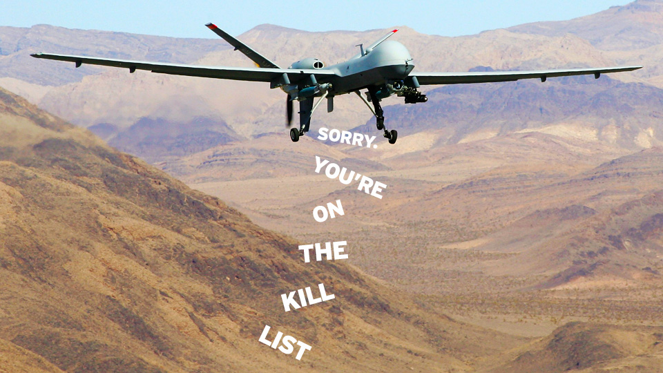 Court Rules President Can Use Drones To Assassinate American In Secret.