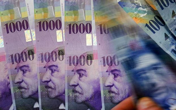 Switzerland to vote on banning banks from creating money
