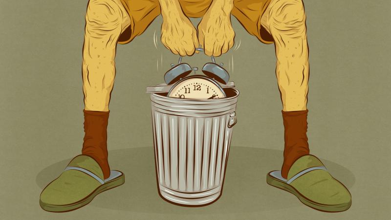 The Biggest Waste Of Time We Regret When We Get Older