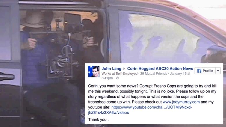 Activist Predicts Death, Says The Cops Killed Him