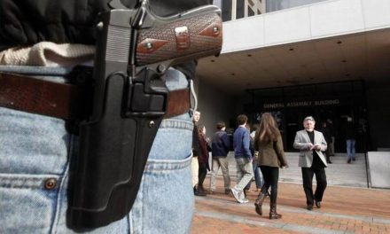 Texas to become largest state to allow 'open carry' of guns
