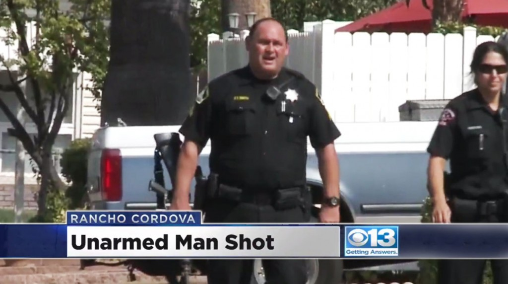 Police Shoot Man For Recording Them With Phone, Claim They Feared For Their Lives.