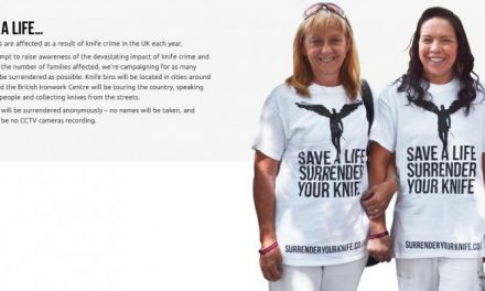 Disarmed Britain Wants You to Save a Life, Turn in Your Knife