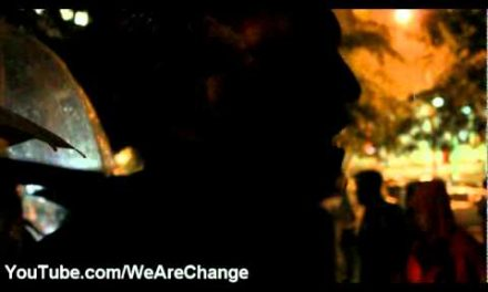 WeAreChange with MSNBC's Dylan Ratigan setting the record straight about #occupywallstreet