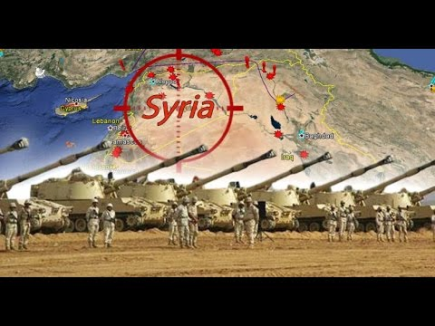 What's Next With The 350,000 Soldiers, 20,000 Tanks & 2,500 Warplanes Outside of Syria.