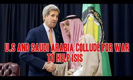 Saudi Arabia Threatens Full Out Invasion Of Syria