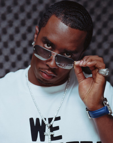 "Rapper Sean ""Puffy"" Combs"