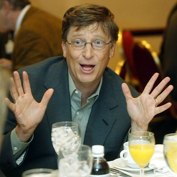 Bill Gates: Microsoft would backdoor its products in a heartbeat
