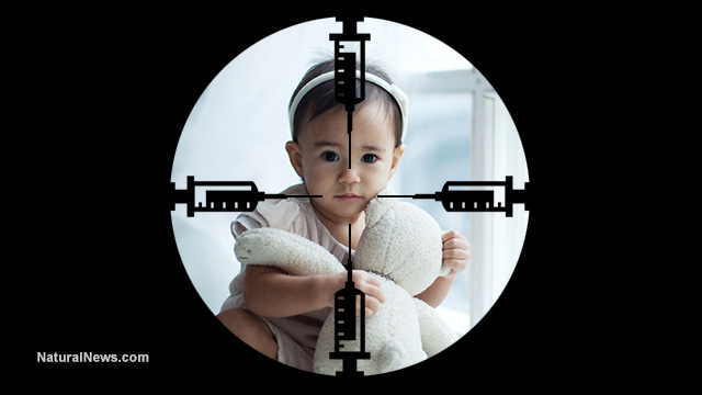 Weapons of Mass Vaccination? CDC intensifies childhood vaccine schedule to include 74 injections before age 17