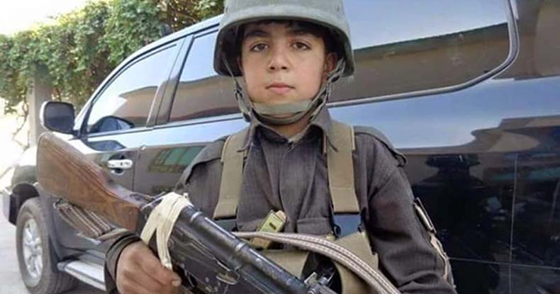 United States Exposed for Being Complicit in Arming and Training Child Soldiers in Afghanistan