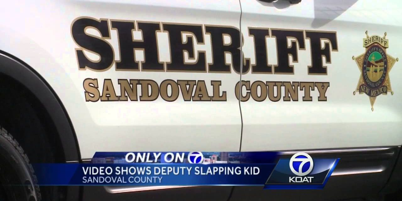 Disturbing Video Shows Cop Lose it on a Handcuffed Child and Hit Him in the Face Multiple Times