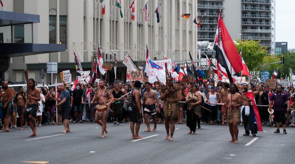 INDIGENOUS PEOPLES DID NOT CONSENT TO THE TPP