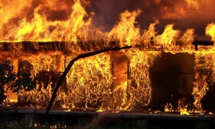 Arson Suspected In Massive Fire At Monsanto Research Facility