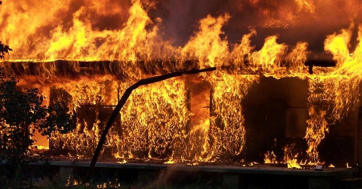 Arson Suspected In Massive Fire At Monsanto Research Facility