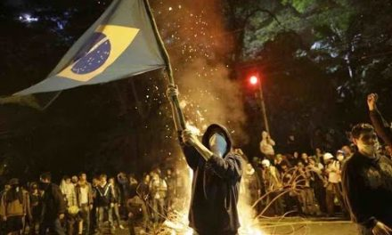 3.6 Million People Take To The Streets, Demand Revolution In Brazil