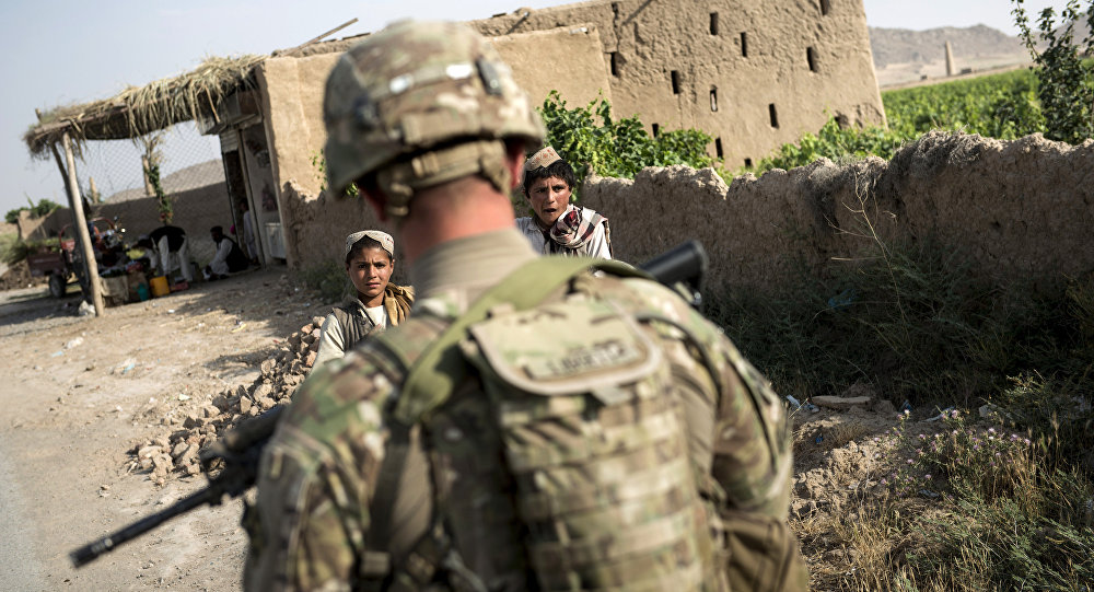 US soldier shoots Afghan boy at Bagram Air Base