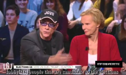 Jean-Claude Van Damme Just Took Over a Mainstream News Show to Expose the Ruling Class Elite