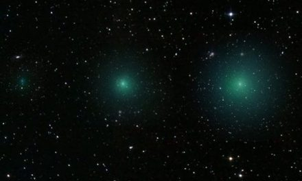 One comet to swerve closer to Earth than any other comet in centuries