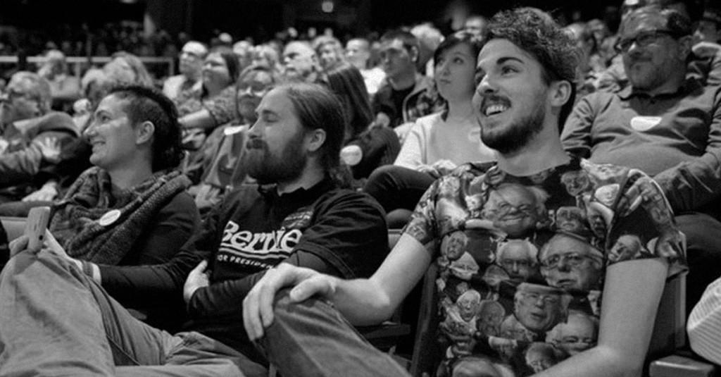 Dear 'Men' Who Vote Bernie Sanders: You're not Men at All..