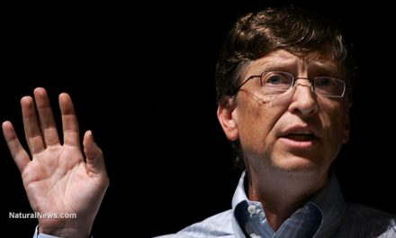 Monsanto and Bill Gates are conspiring to take the world's food supply hostage