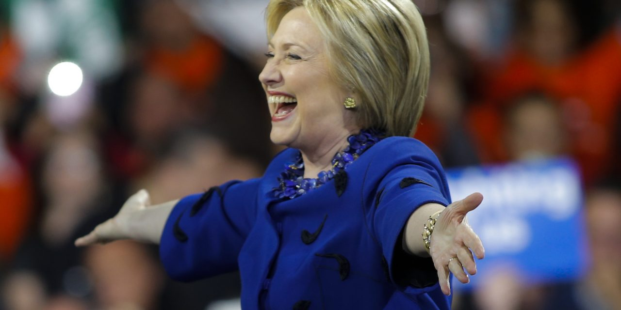 The Reason Hillary Clinton Thinks She's the 'Most Transparent Public Official in Modern Times