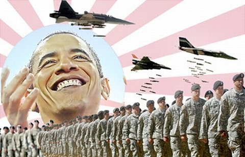 Obama Has Bombed Twice as Many Countries as Bush