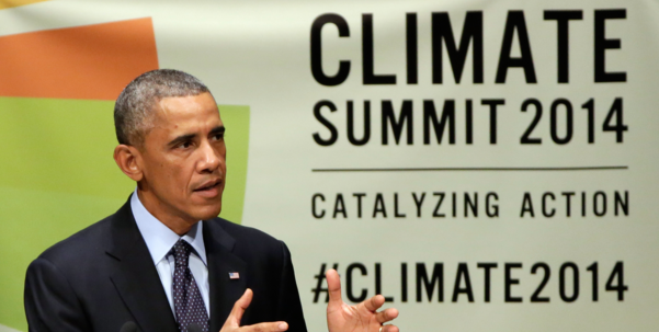 Obama sends $500 million to U.N. climate-change fund