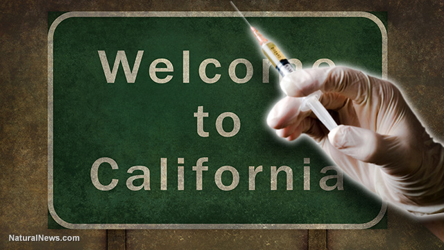 Children and pregnant women forced to recieve toxic mercury after California vaccination bill SB 277 gets signed into law