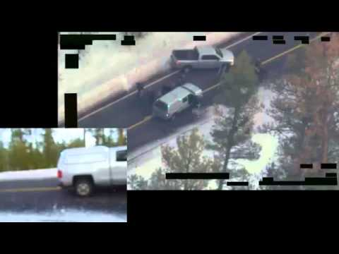 FBI Agents Under Investigation for Coverup in Shooting Death of LaVoy Finicum as New Video is Released from Inside Vehicle (Updated II)