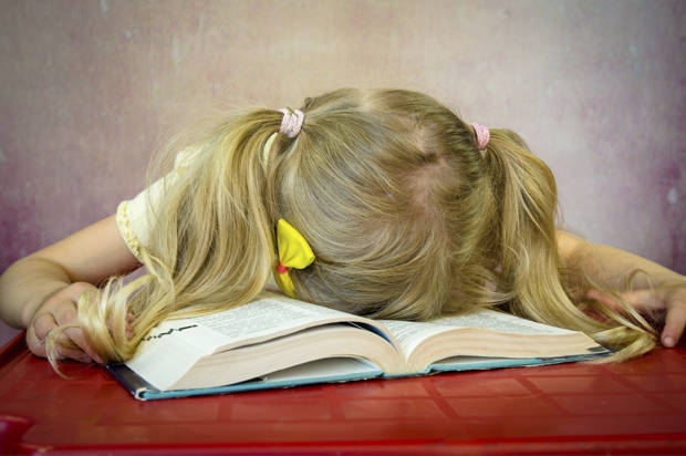 Homework is wrecking our kids: The research is clear