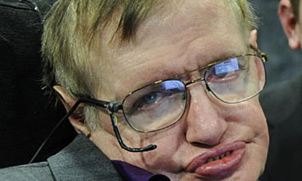 The Claim That Stephen Hawking is Really a Vaccine Injury