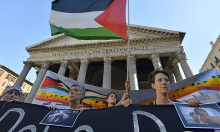 Online petition urges 'Nuremberg for Israel' over 'genocide of Palestinians'