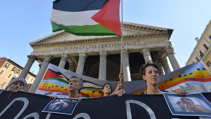 Online petition urges 'Nuremberg for Israel' over 'genocide of Palestinians'
